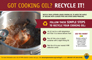 cooking oil flyer