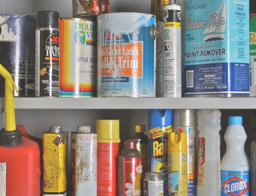 Storage Do's and Don'ts for Household Hazardous Waste