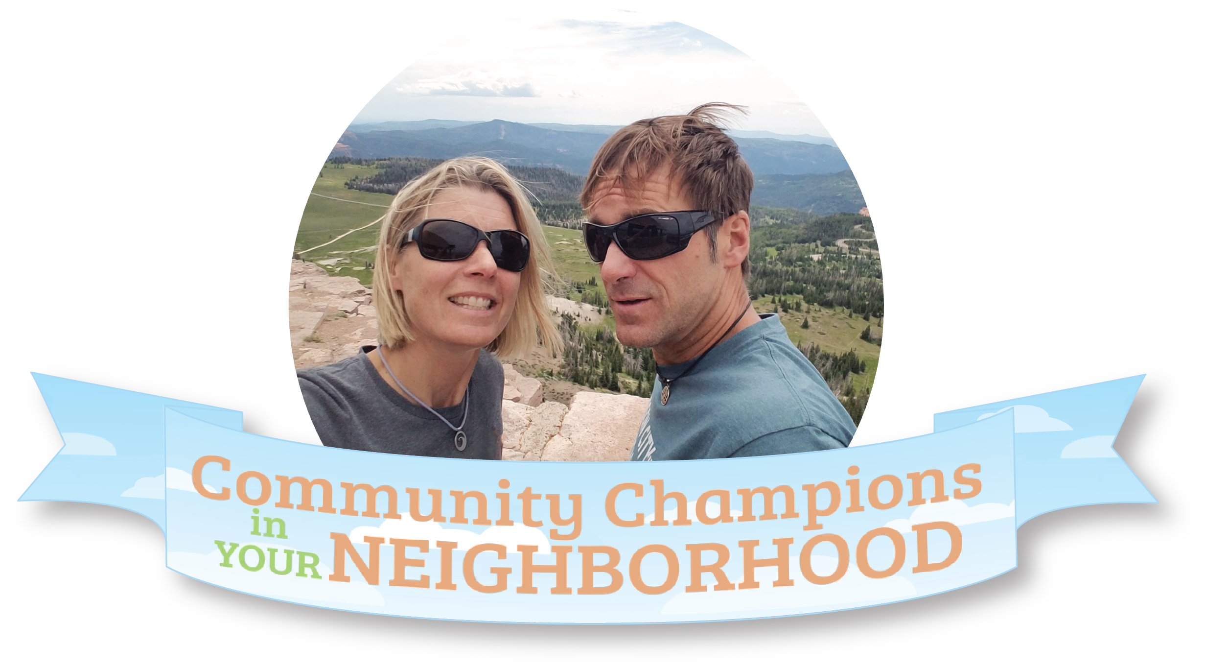Dawn and Driz Cook: Community Champions