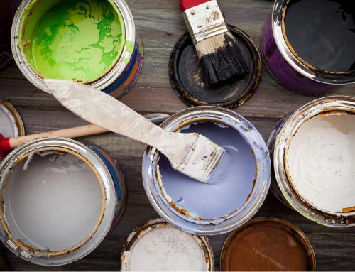Alternative Toxic Waste Disposal Sites for Paint, Oil, and More